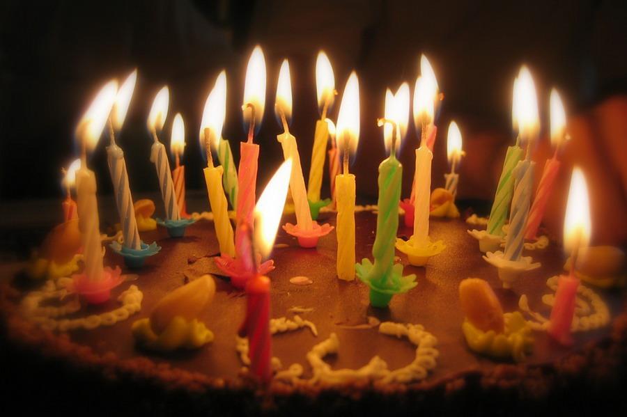 Поздравляю с днем рождения!  И настроение всегда солнечным и светлым остается!  И жизнь тебе дарила все...